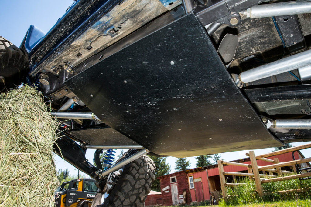 rock crawler chassis